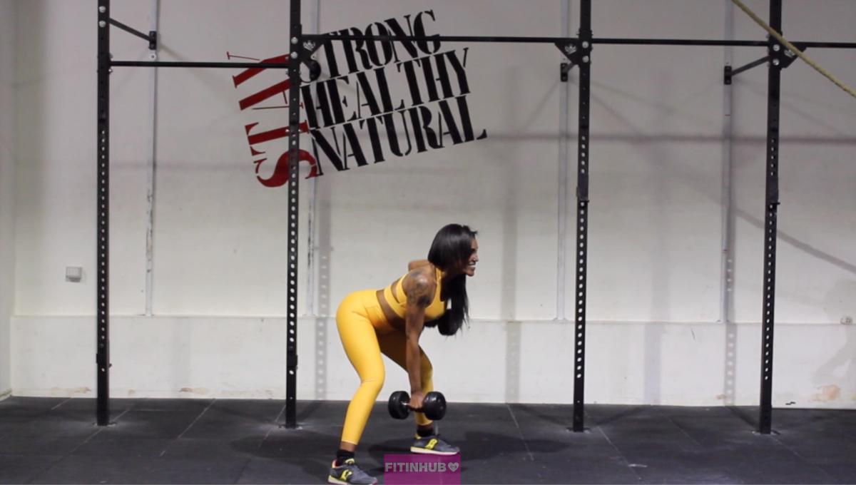 4 esercizi per migliorare il tono muscolare della schiena